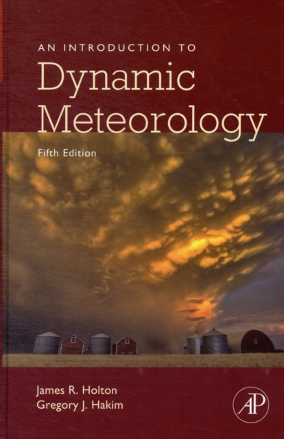 Introduction to Dynamic Meteorology