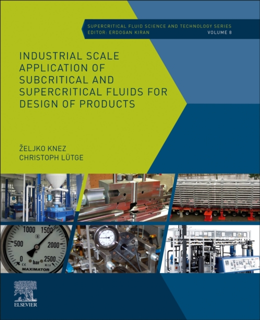 Industrial Scale Application of Subcritical and Supercritical Fluids for Design of Products