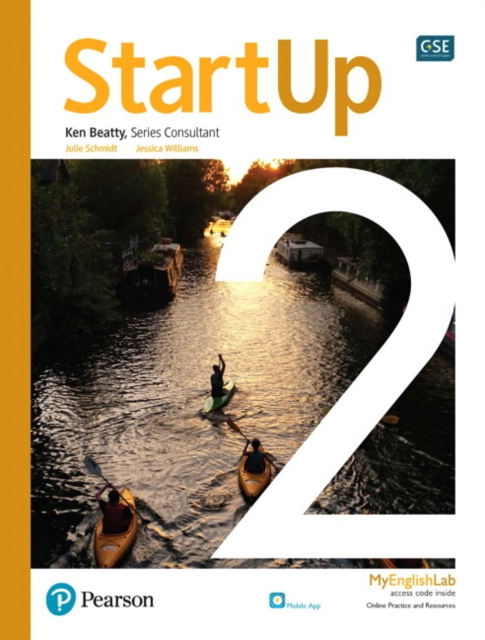 StartUp 2, Student Book