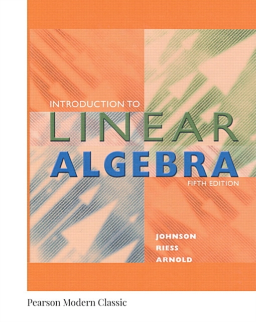 Introduction to Linear Algebra (Classic Version)