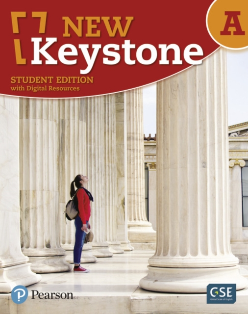 New Keystone, Level 1 Student Edition with eBook (soft cover)