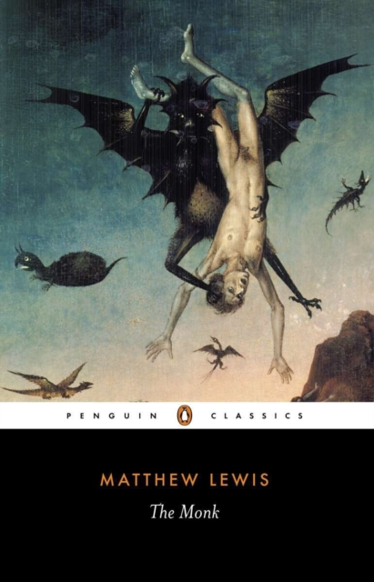 The Monk (Penguin Black Classics)