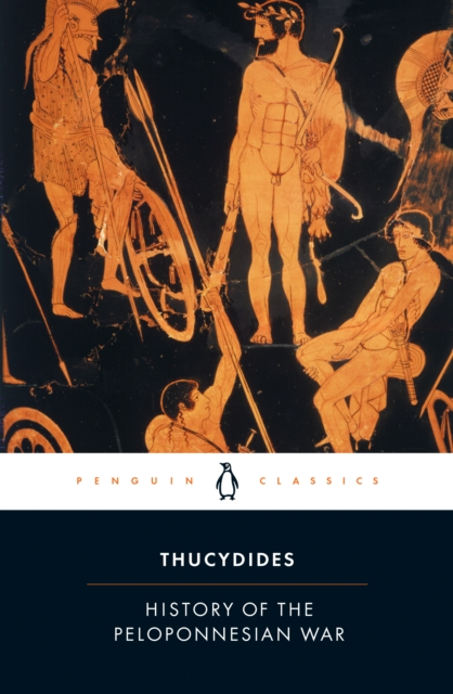 History of the Peloponnesian War (Penguin Black Classics)