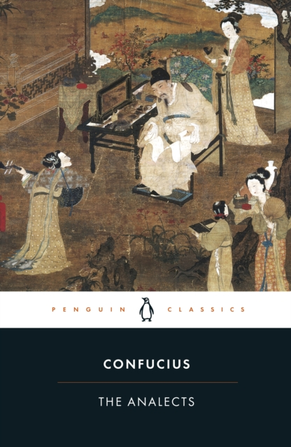 The Analects (Penguin Black Classics)