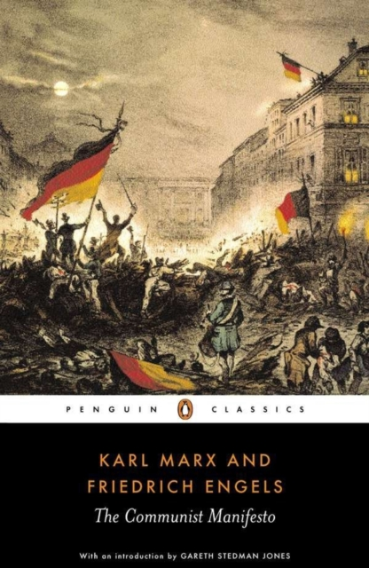 The Communist Manifesto (Penguin Black Classics)