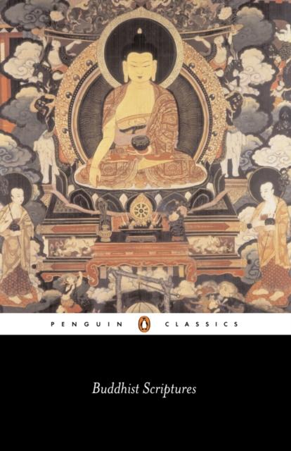 Buddhist Scriptures (Penguin Black Classics)