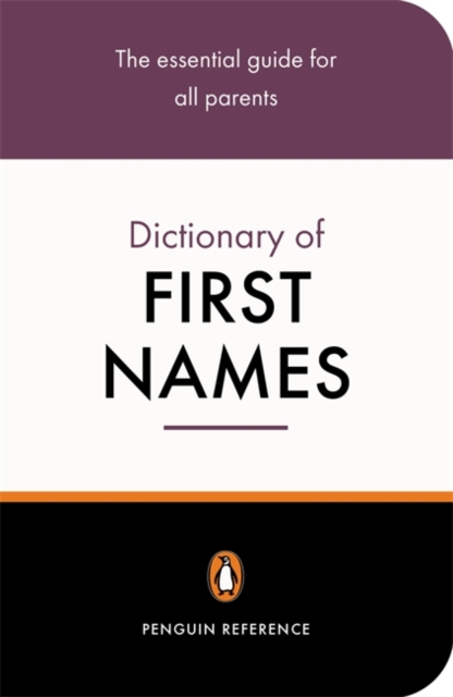 Penguin Dictionary of First Names
