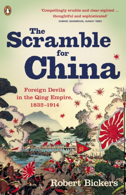 Scramble for China