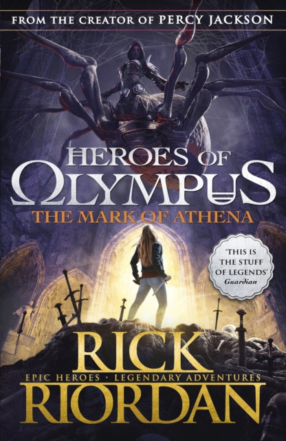 Mark of Athena (Heroes of Olympus Book 3)