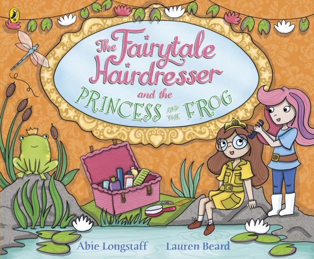 Fairytale Hairdresser and the Princess and the Frog