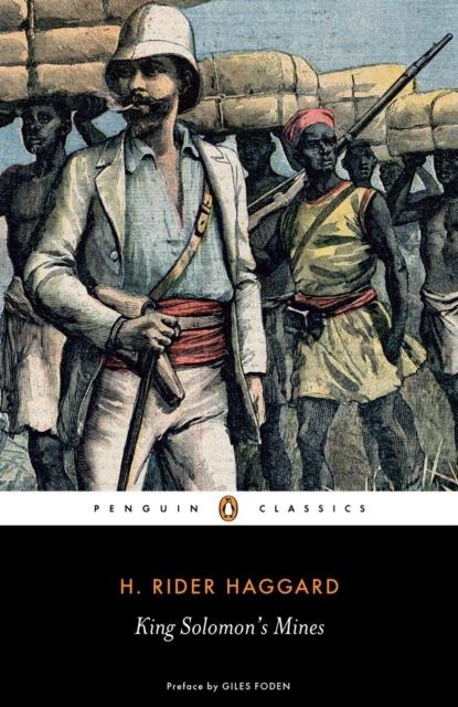 King Solomon's Mines (Penguin Black Classics)