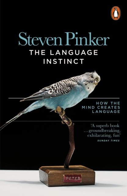 Language Instinct