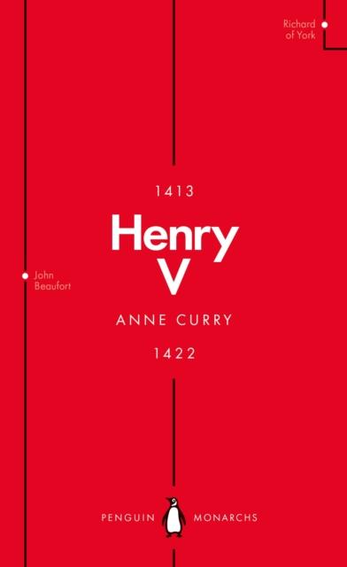 Henry V (Penguin Monarchs)