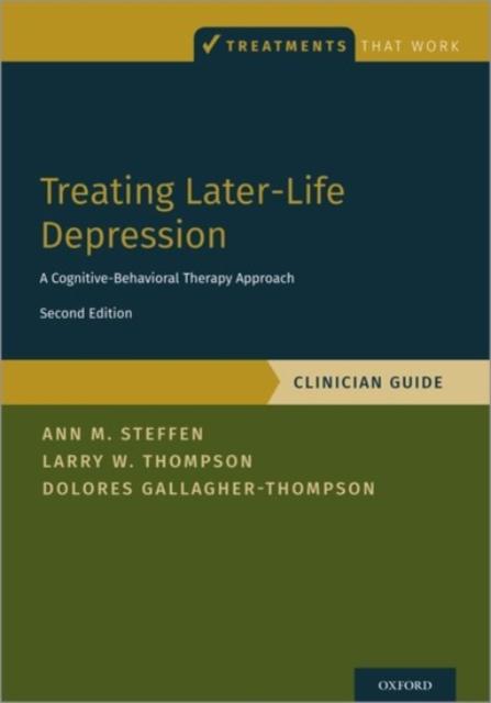 Treating Later-Life Depression