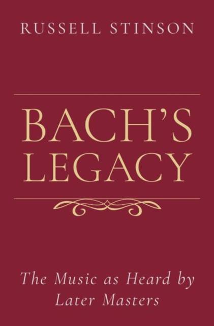Bach's Legacy
