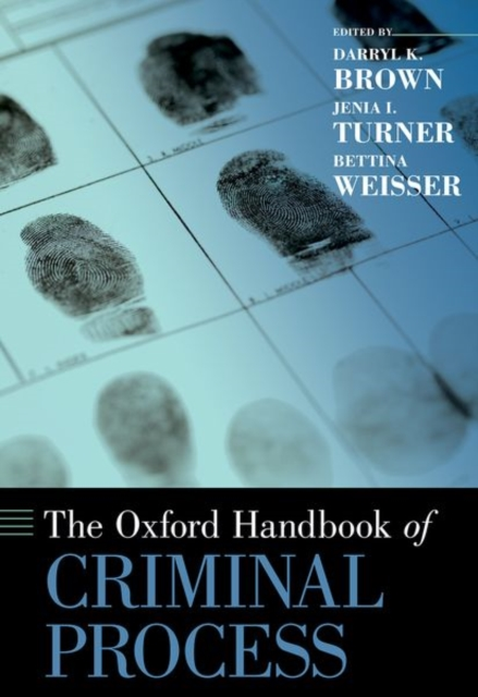 Oxford Handbook of Criminal Process
