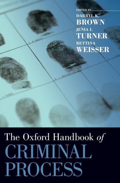 Oxford Handbook of Criminal Process
