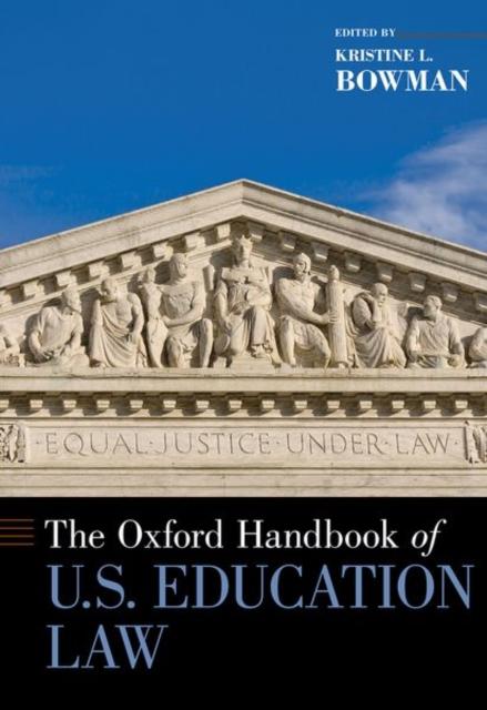 Oxford Handbook of U.S. Education Law