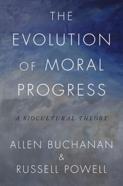 Evolution of Moral Progress