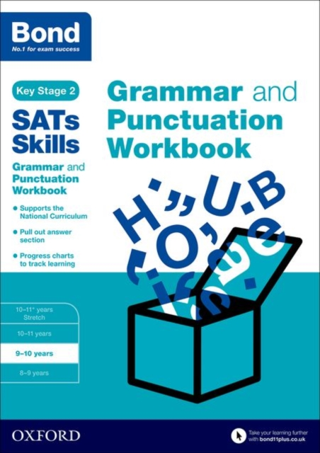 Bond SATs Skills: Grammar and Punctuation Workbook