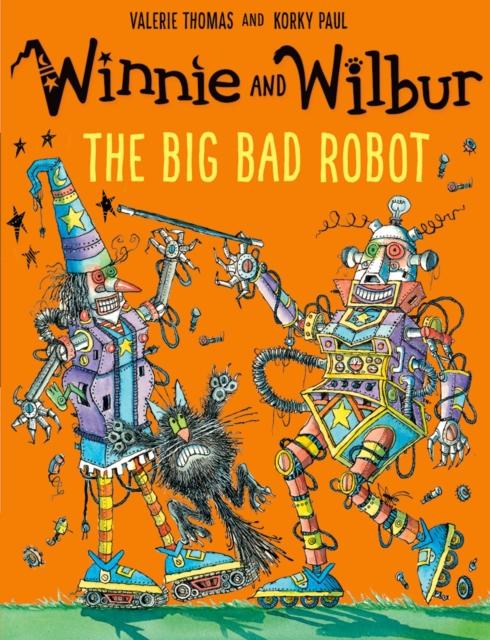 Winnie and Wilbur: The Big Bad Robot