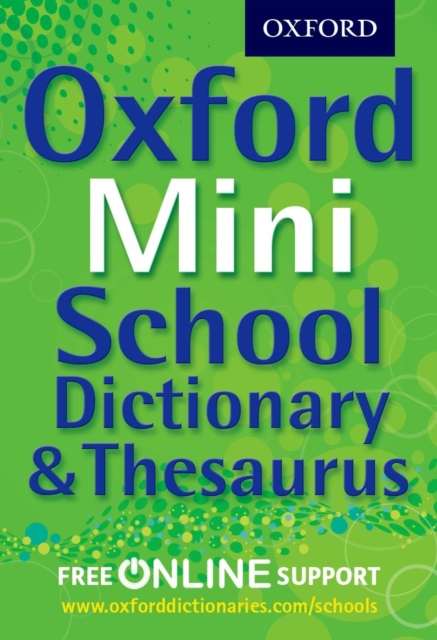 Oxford Mini School Dictionary & Thesaurus