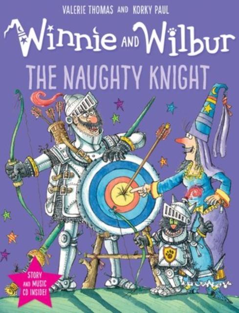 Winnie and Wilbur: The Naughty Knight