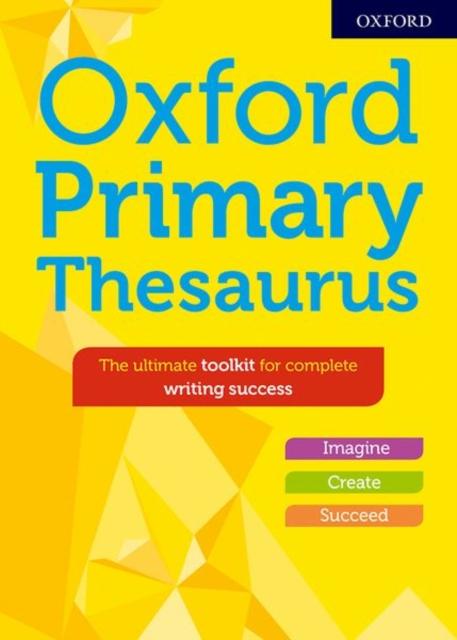 Oxford Primary Thesaurus