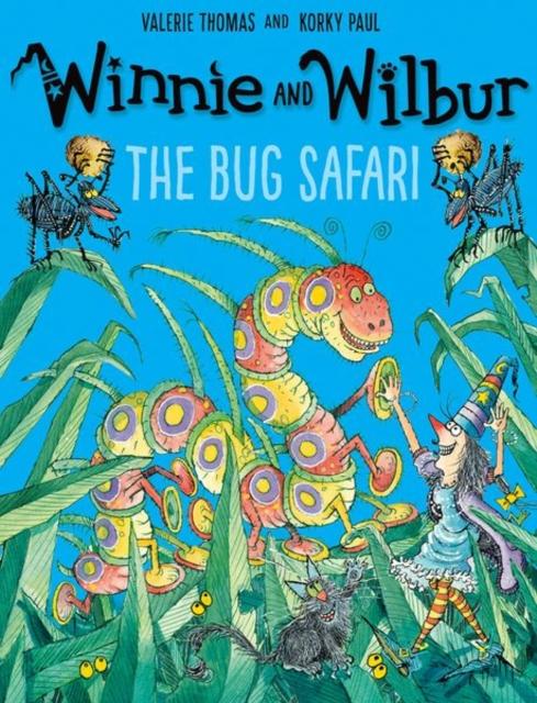 Winnie and Wilbur: The Bug Safari pb