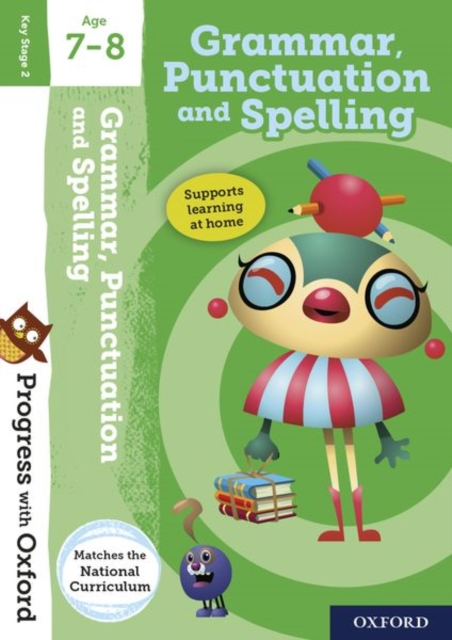 Progress with Oxford: Grammar and Punctuation Age 7-8