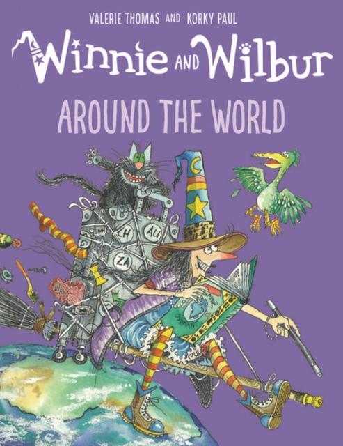 Winnie and Wilbur: Around the World