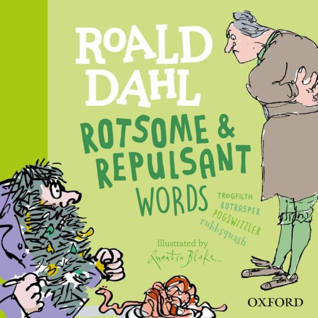 Roald Dahl's Rotsome Words