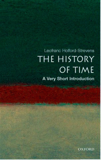 History of Time: A Very Short Introduction