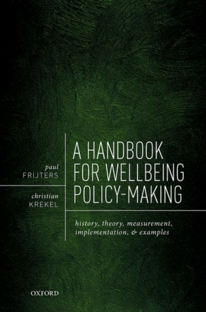 Handbook for Wellbeing Policy-Making