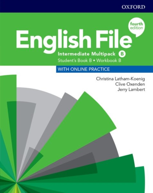English File: Intermediate: Student's Book/Workbook Multi-Pack B