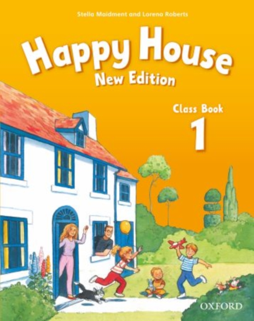 Happy House: 1 New Edition: Class Book