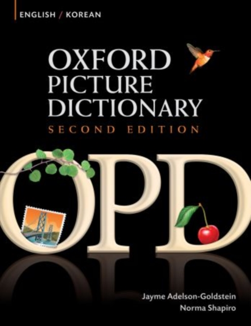 Oxford Picture Dictionary Second Edition: English-Korean Edition
