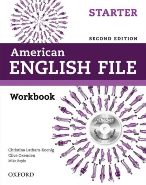 American English File: Starter: Workbook with iChecker