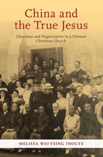 China and the True Jesus