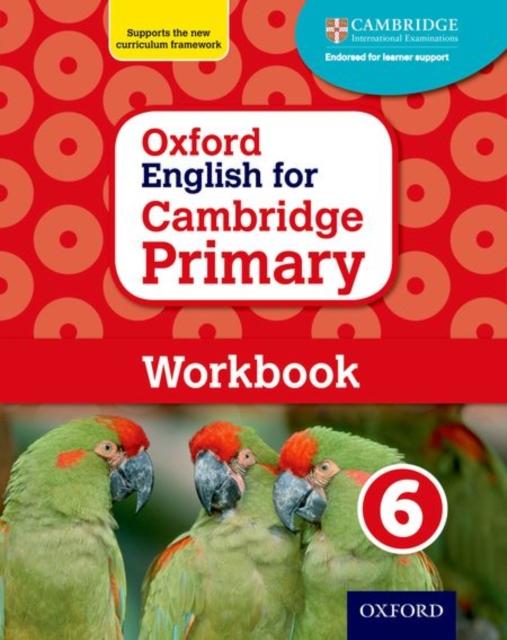 Oxford English for Cambridge Primary Workbook 6