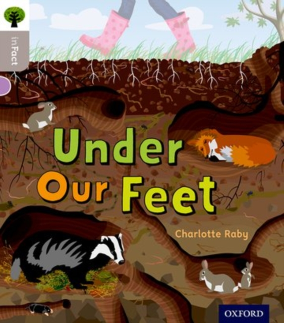 Oxford Reading Tree inFact: Oxford Level 1: Under Our Feet