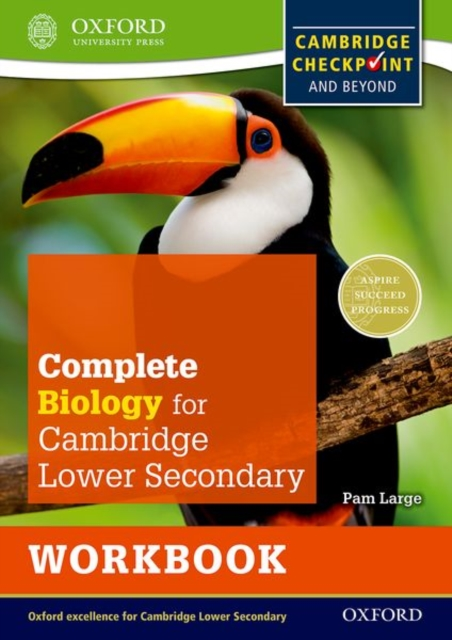 Complete Biology for Cambridge Lower Secondary Workbook
