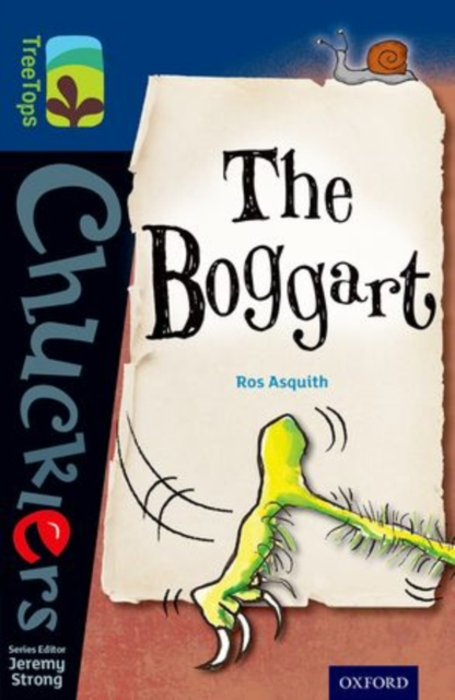 Oxford Reading Tree TreeTops Chucklers: Level 14: The Boggart