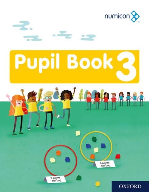 Numicon: Numicon Pupil Book 3