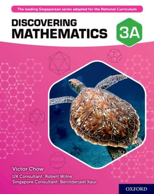 Discovering Mathematics: Student Book 3A