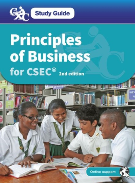 CXC Study Guide: Principles of Business for CSEC (R)