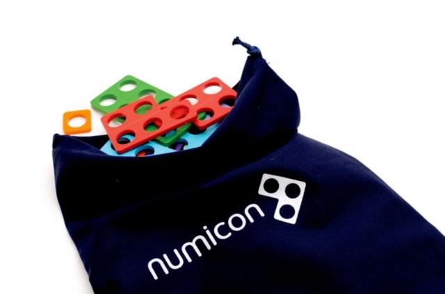 Numicon: Feely Bag