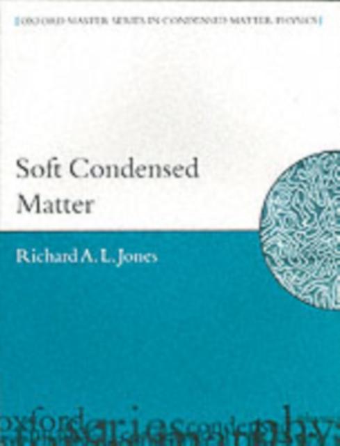 Soft Condensed Matter