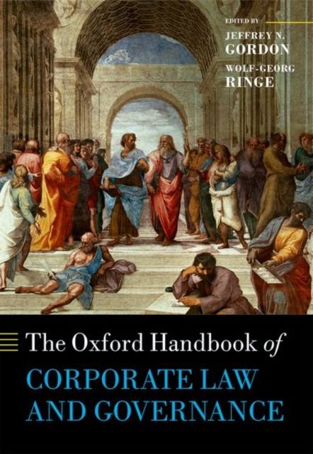 Oxford Handbook of Corporate Law and Governance
