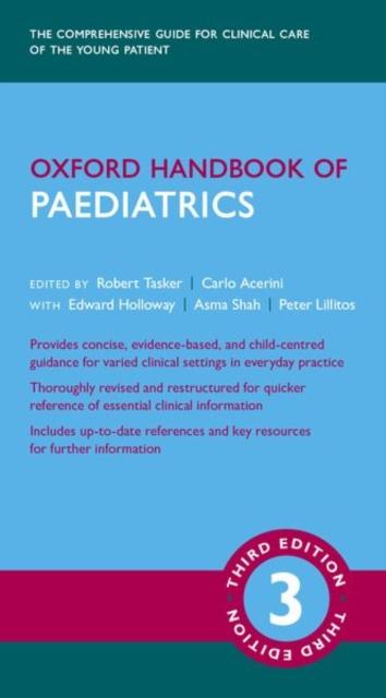 OXFORD HANDBOOK OF PAEDIATRICS 3E
